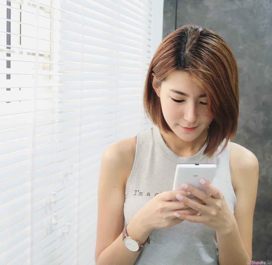 大马正妹 Joycelyn Kah 韩系混血风美女