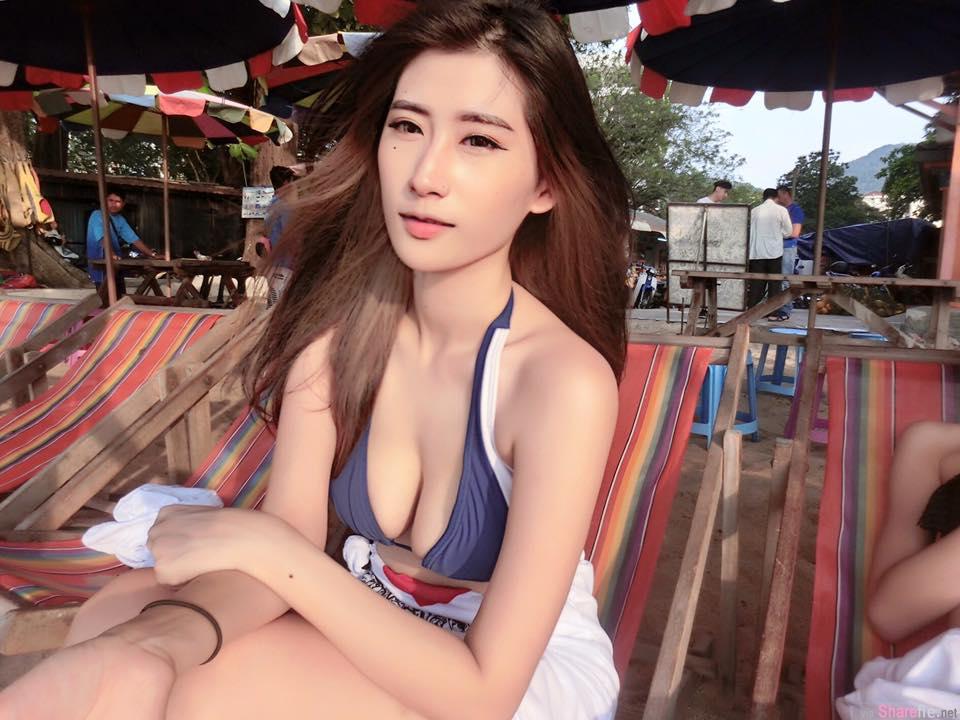 性感无罪!大马气质美女爵丝尔郭宣瑜