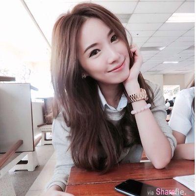 泰美丽微笑女神Thunchanok Padungkeartiwong