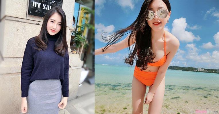 台湾正妹 杨家语 比基尼美照赞数飙升 网友:有露有赞