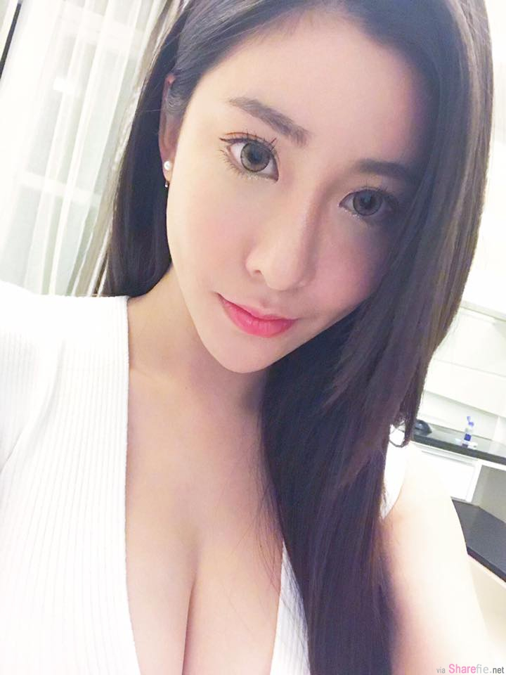 新加坡爆乳正妹 Melody Low 网友:深不见底的马里亚纳海沟