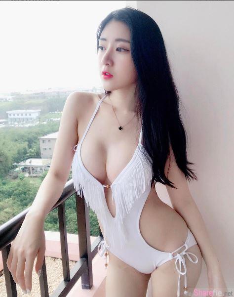 台湾正妹birdy birdy黄冠洁,34D女神lol美女玩家