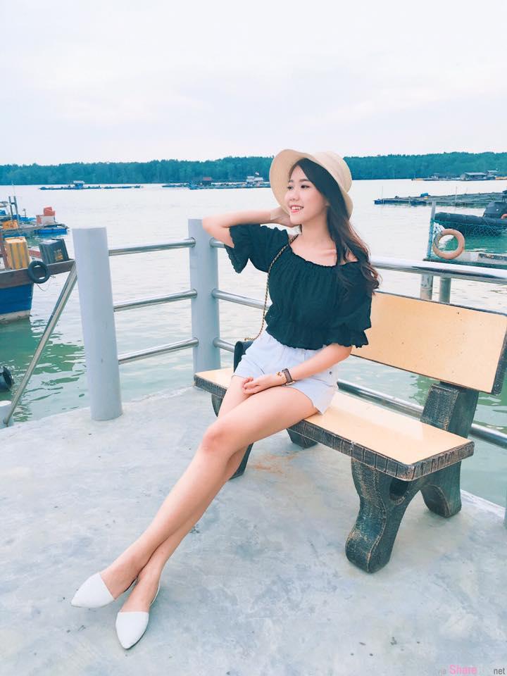 大马正妹ZhuoZhuo,沙滩比基尼福利大放送