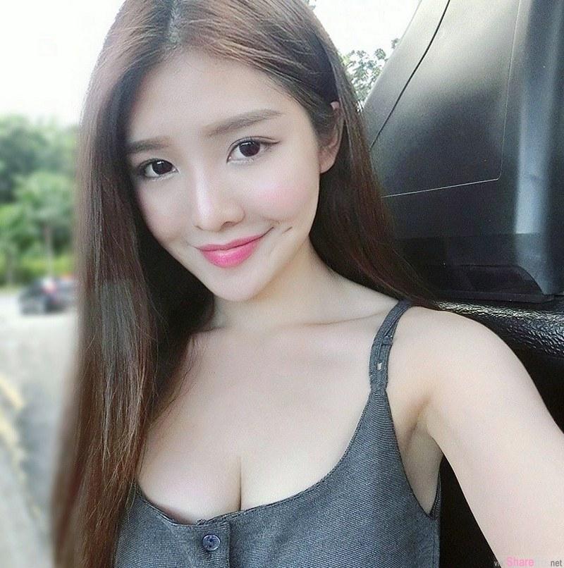 大马微笑正妹 Seocy 周诗颖 灿烂笑容甜到无法形容