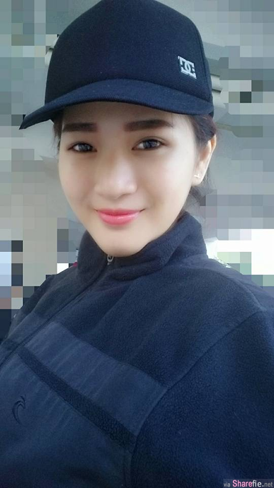 大马超正华裔警花 深入搜查后发现姐姐也很美 网友:好想被他们「搜身」