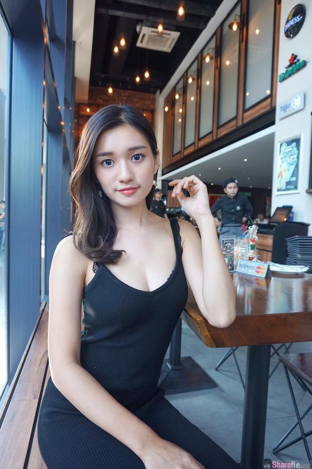 大马正妹张秋雯,90后小清新嫩模