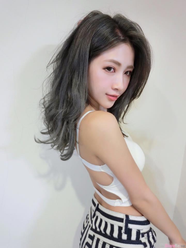 台湾D奶正妹胡绮,超犯规自拍让网友鼻血狂喷