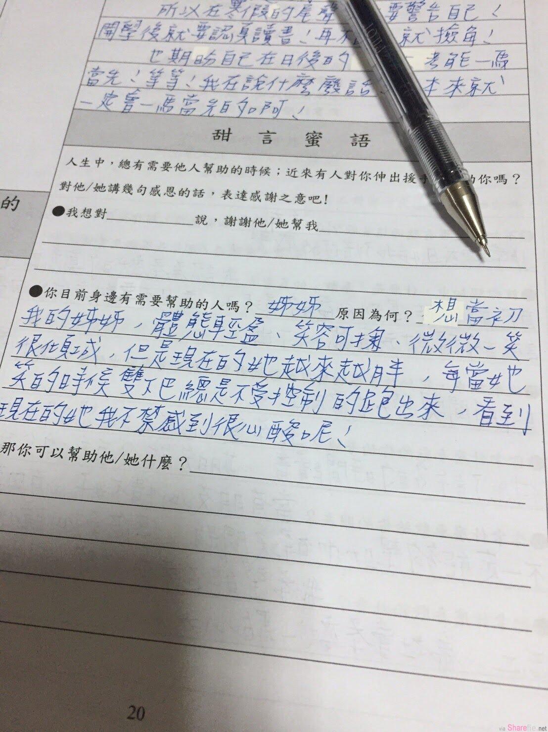 弟弟写寒假作业遭姊姊取笑,结果弟弟的绝地大反击让姊姊气到吐血骂脏话