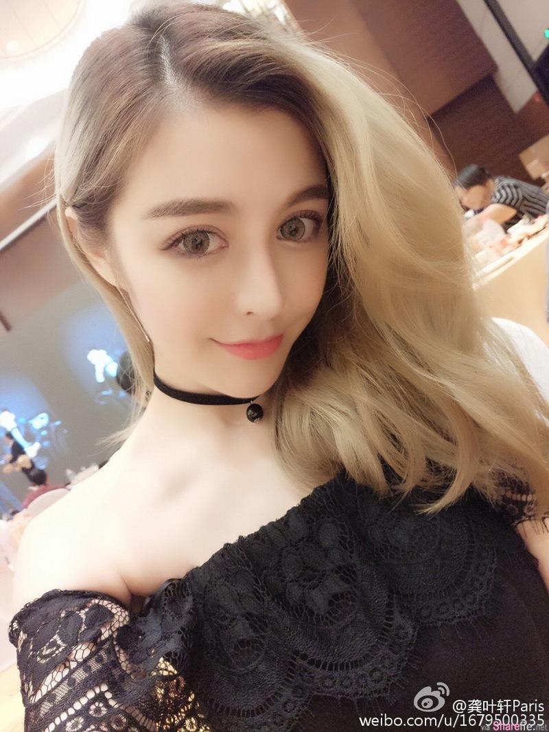 中国復旦校花龚叶轩,直播因胸大被封杀 :可是奶大能怪我吗