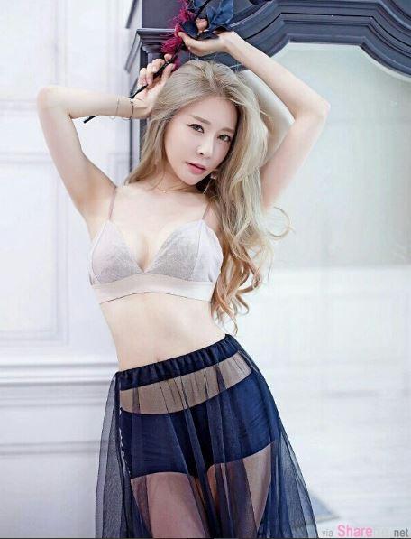 韩国美人韩智恩公主气质,看着都融化了