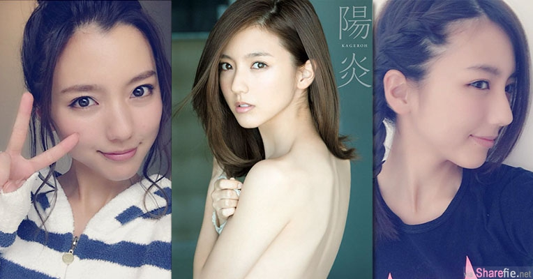 日本超美女星 真野恵里菜  嫩乳窈窕身段充满诱惑
