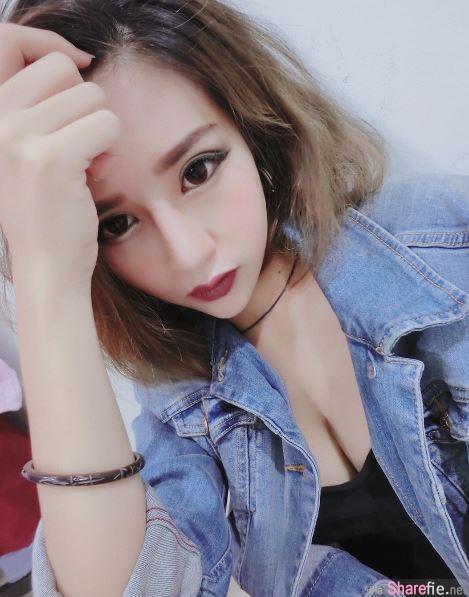 大马马六甲正妹Mango Liew,气质型微兇模特