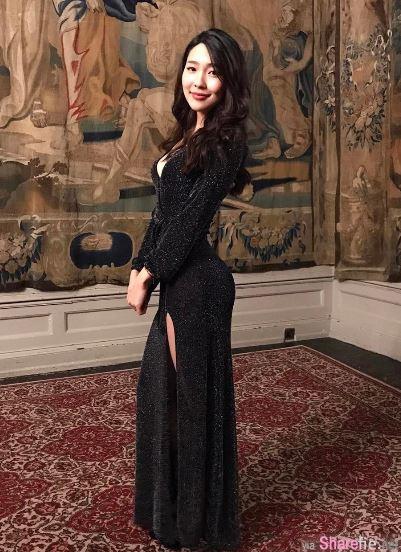 大马性感正妹lizwenya东方特色美人的典型代表