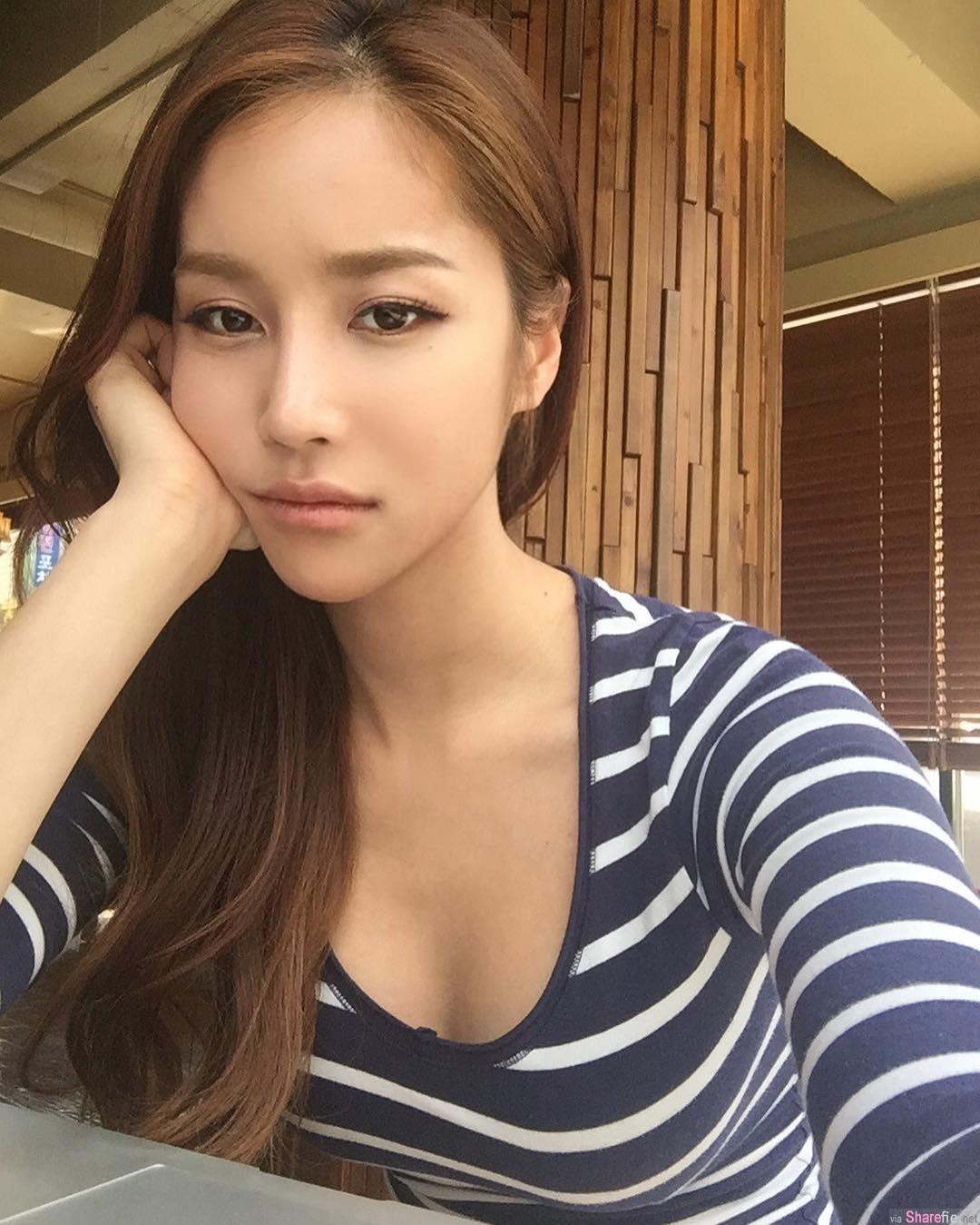 韩国正妹 Jess 超正脸蛋还有浑圆屁股蛋让人蛋蛋没有忧伤