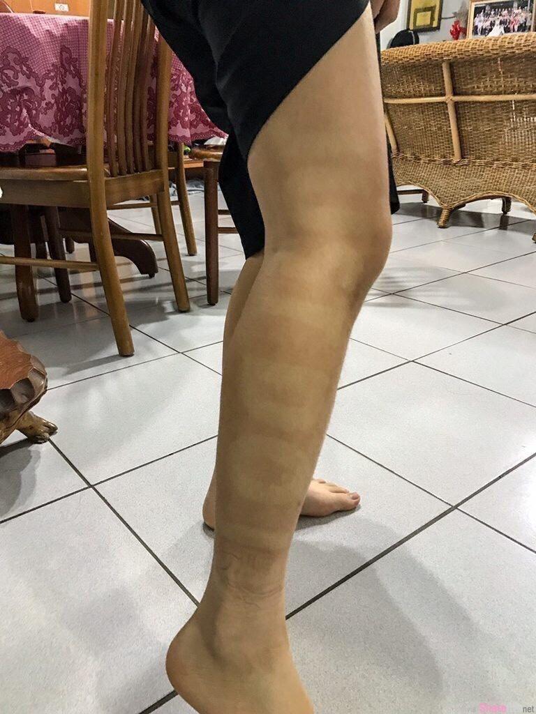女友穿这条Nike紧身裤打羽球 结果脱下后才发现超狂「业配文」
