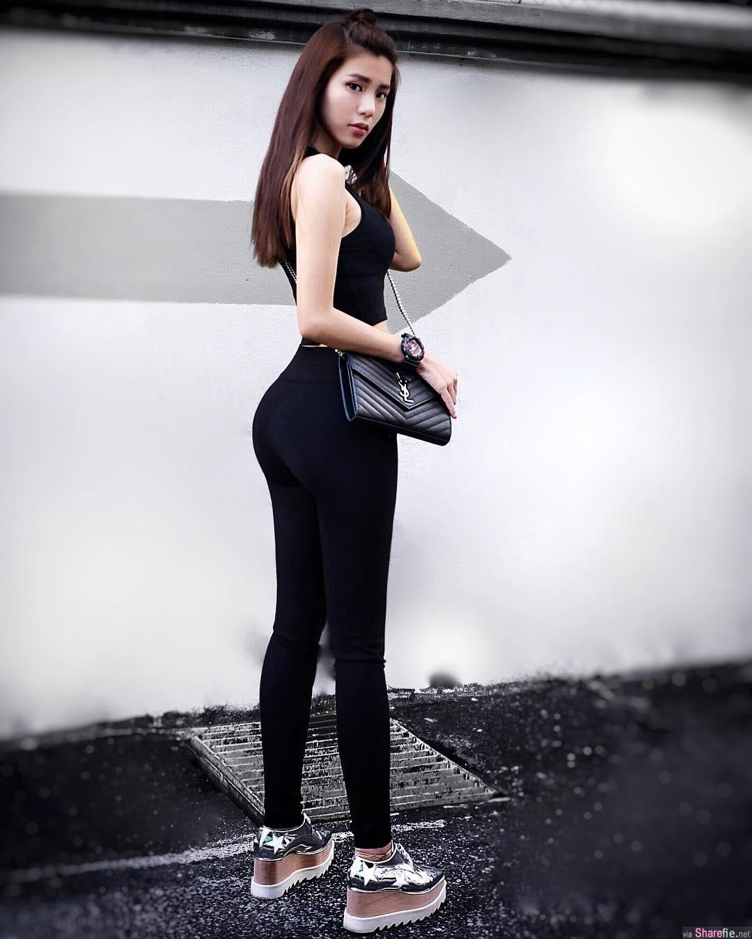大马正妹 刘敏霓 魔鬼身材紧身裤 网:这曲线让人流鼻血