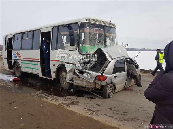 这名俄罗斯女生边开车边开直播,下一秒整辆车撞成废铁 (有视频)