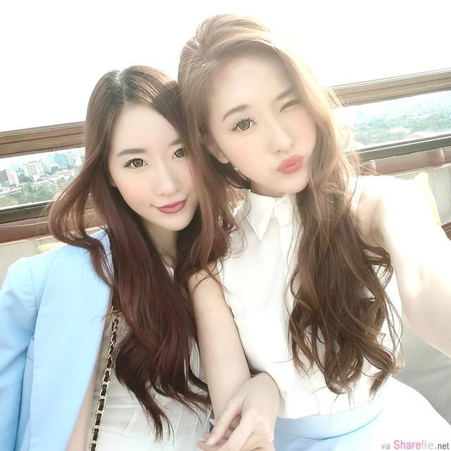 印尼超正姊妹花 Jessica 和 Elissa