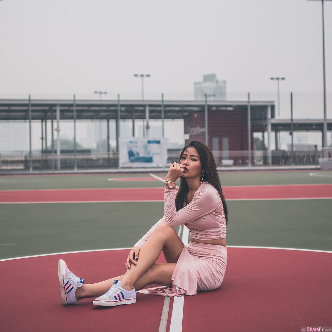 新国博客正妹Eunice annabel
