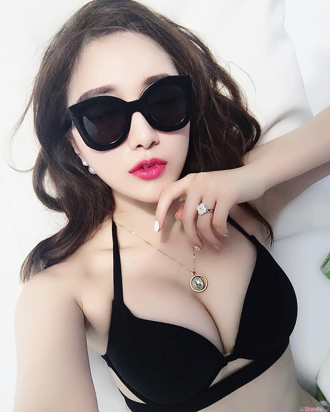 白皙IG正妹 葡萄 超正脸蛋魔鬼身材