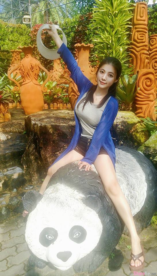 台湾武术协会正妹 Jane Chen 独门凶器让人好想被KO的倒在她怀中