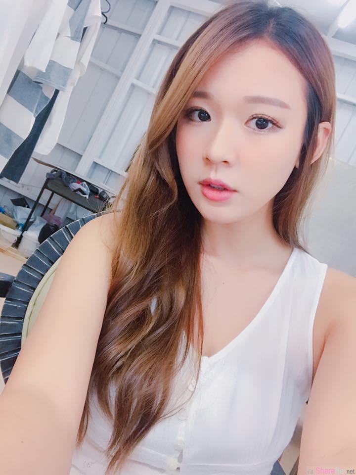 台湾女模 莉莎 甜美系却有超兇的窒息身材