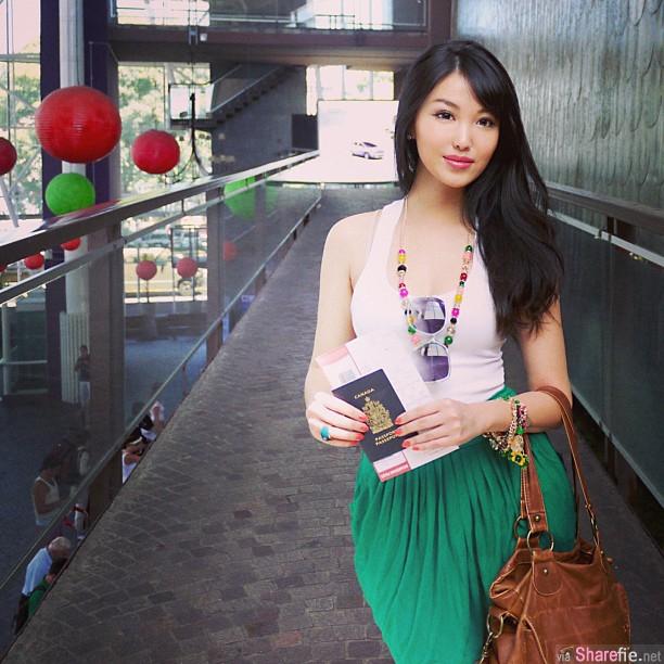 正妹 Viv Li 全世界都是她的魅力秀秀
