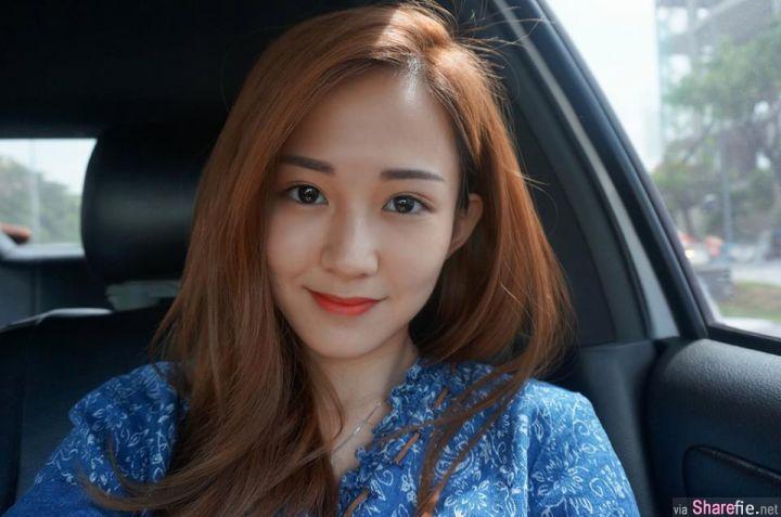 大马槟城女神 Chloe Leong 极品高颜值 网友:我可以