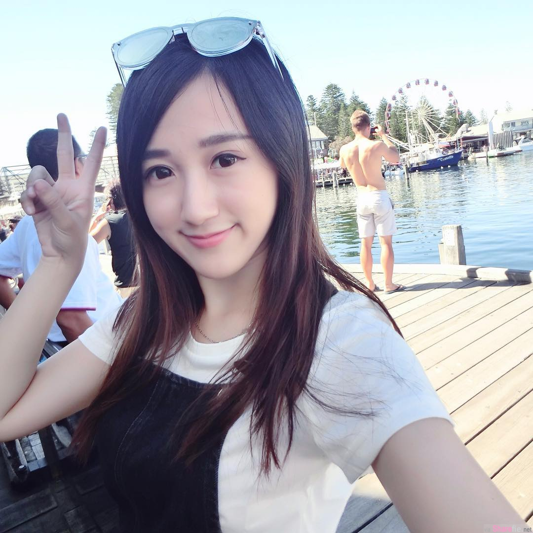 大马正妹小说作家 杨宝贝 气质才女 40万网友被她征服
