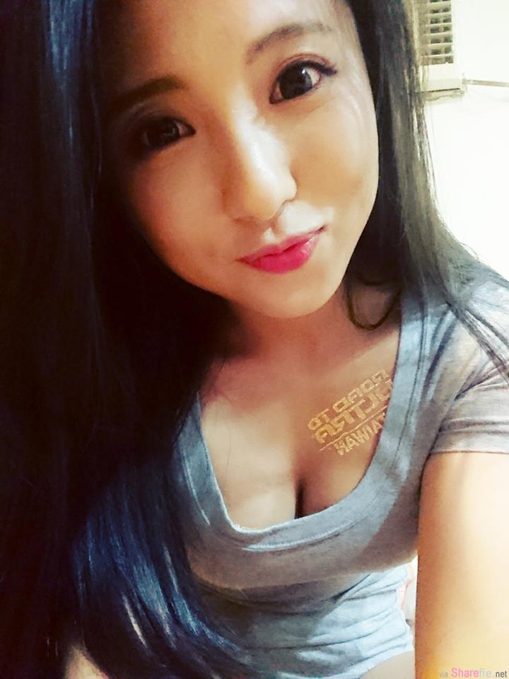 台湾便利商店正妹 美丽迷人让人还想再光顾