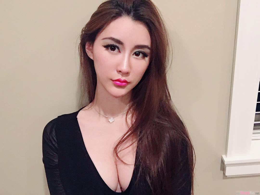 中国正妹Kathaleen 云儿 超兇上围不科学