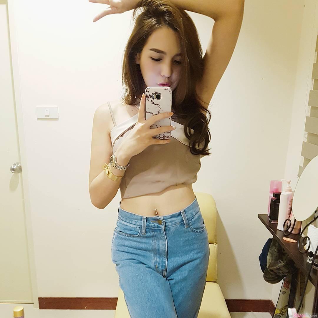 泰国版神力女超人 比本尊还甜美