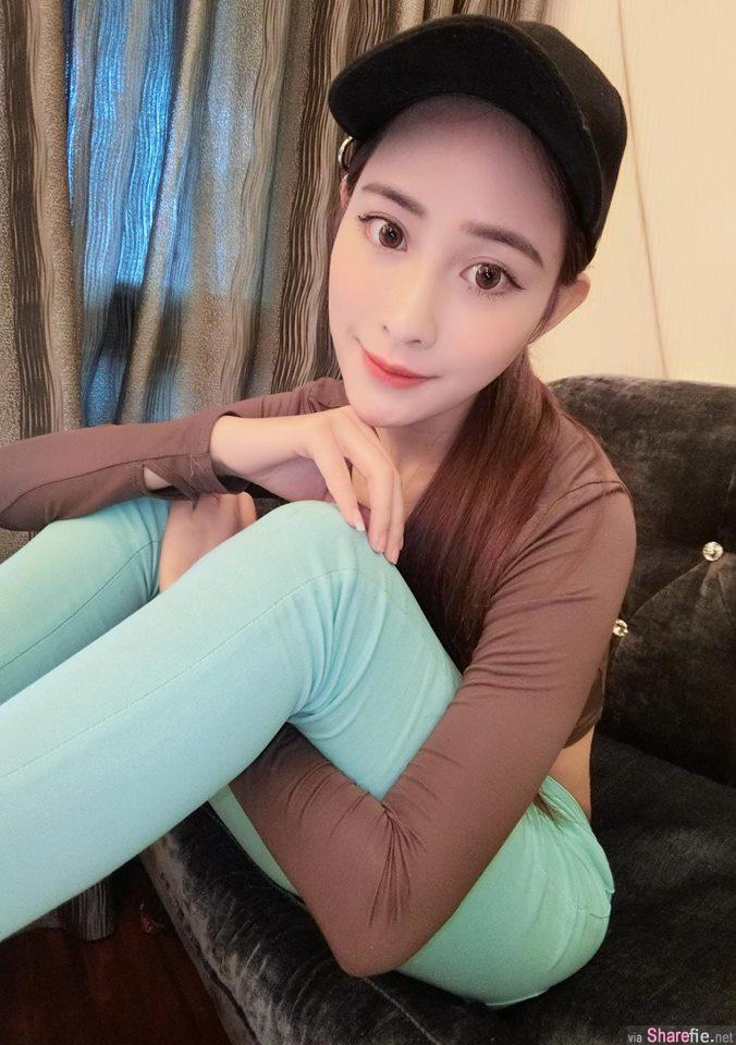 台湾正妹夏瑀琪,凶勐上围超吸睛
