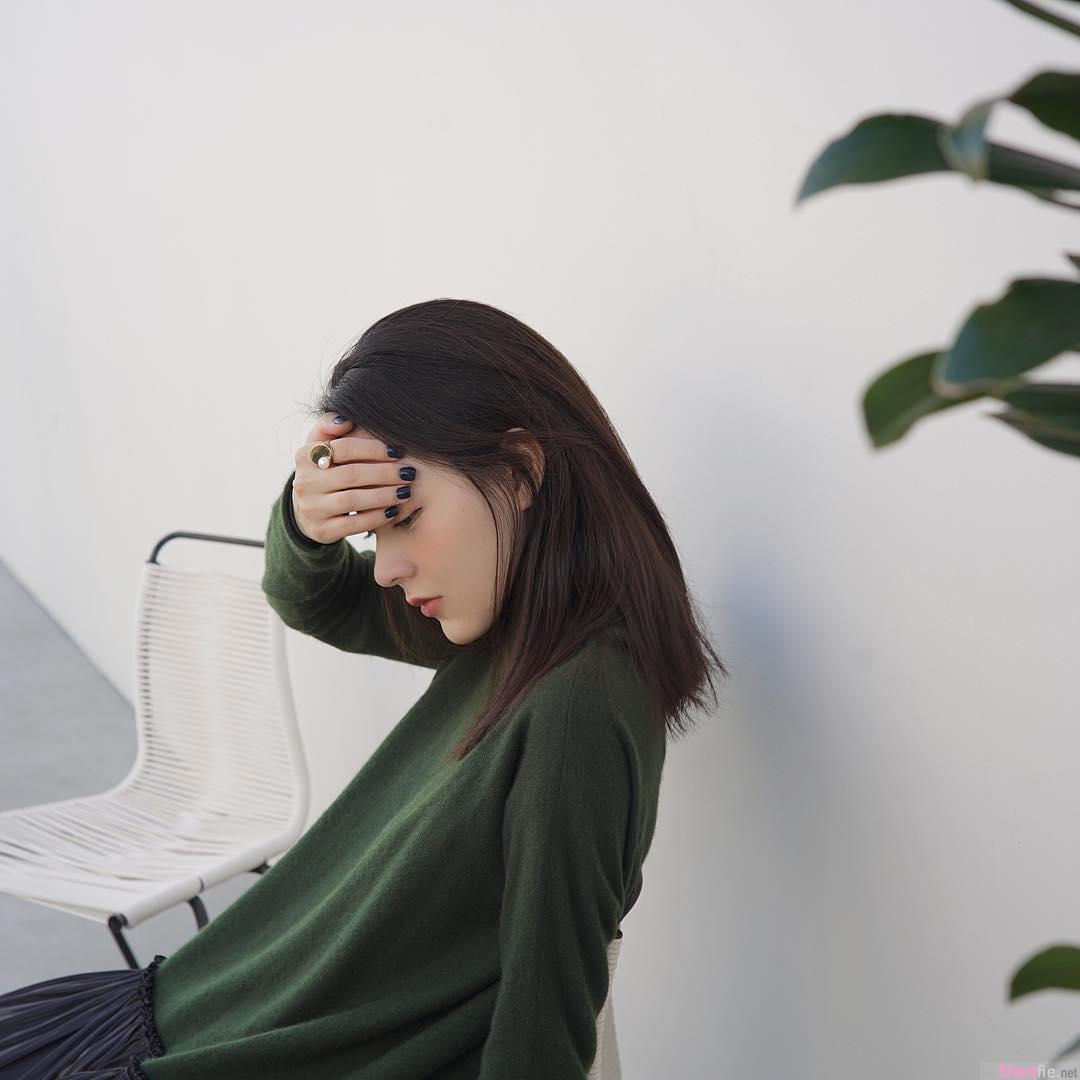 IG正妹「关之琳和范冰冰」综合体 仙气逼人
