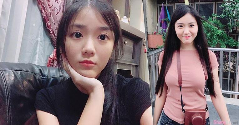 大马正妹April Chan清秀亮丽,网友:娶她少活十年也开心