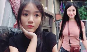 台湾正妹April Chan清秀亮丽 网友:娶她少活十年也开心