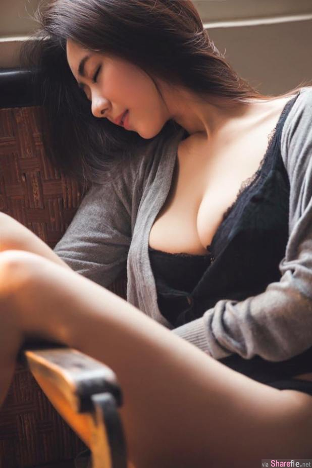 台湾正妹Cady Huang,超兇上围神似艺人