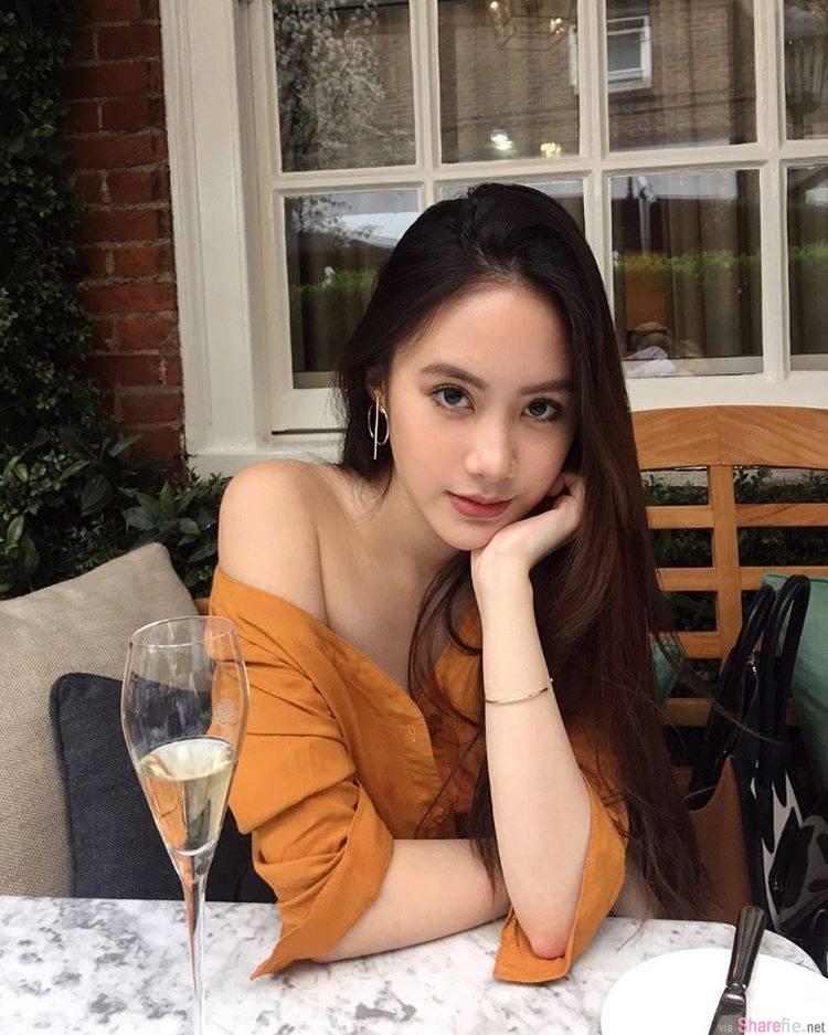 寮国正妹,超正脸蛋,极品女神 网:想和她一起去旅行