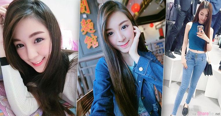 大马吃货正妹Janissa Yee 甜美可爱迷人 ,身材竟还那么瘦