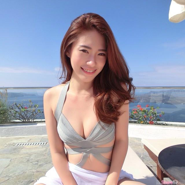 大马怡保正妹Cyndi Ching,最迷人风景