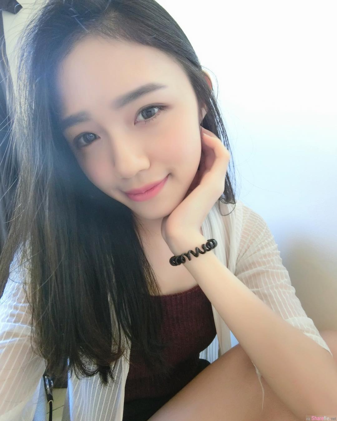 大马正妹Cecilia Yong,微笑天使超迷人,网:想把你载回家