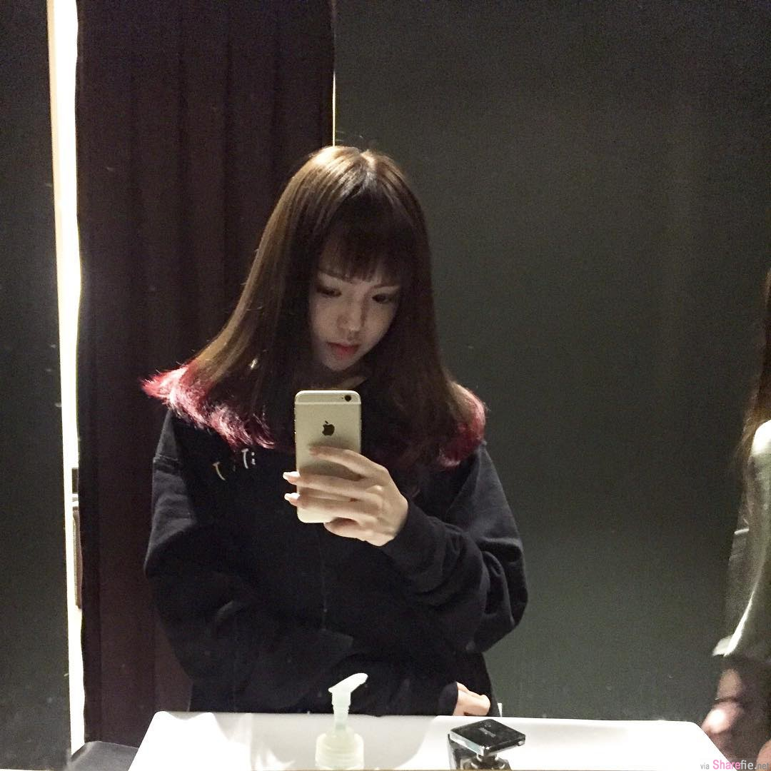 大马气质正妹Jodie Chai 淘气可爱的邻家女孩