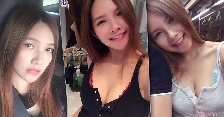 大马化妆师正妹Jo Lee 爆好D罩杯:现在不露,等40岁后露还有人要看吗