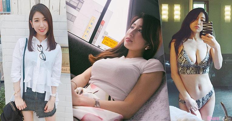 日本正妹亜里沙Alisa清纯邻家女孩秒变性感美女