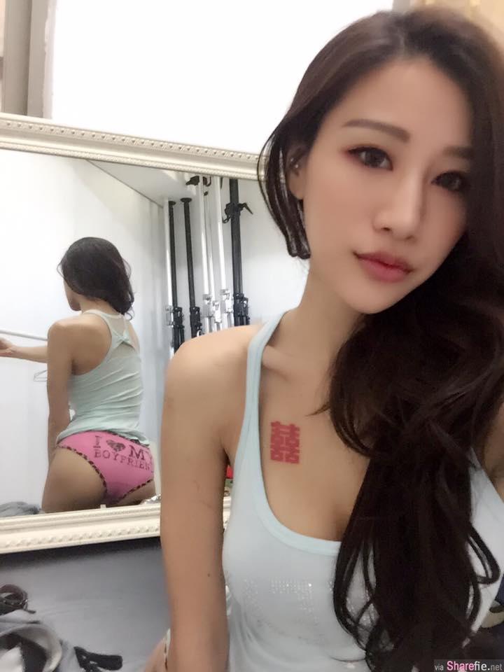 台湾女模Lara Fan找来变色龙和巨蛇大胆合影,画面超级吸睛