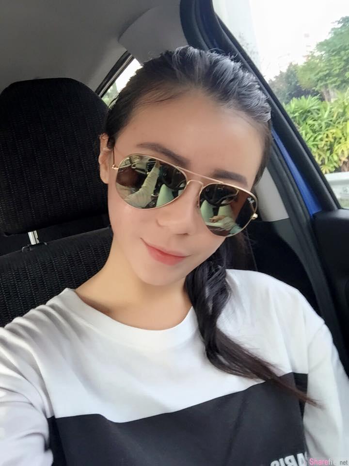大马槟城正妹Debil Yeoh 网友觉得「这张」像气质美女迪丽热巴