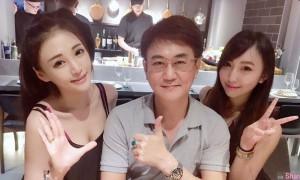 父亲节他晒出与女儿合照 结果全台湾男人:岳父你好
