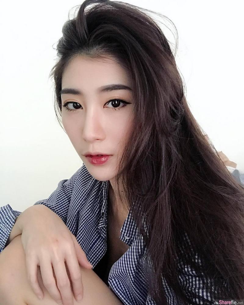 大马神级正妹郭宣瑜,脸蛋身材正到爆