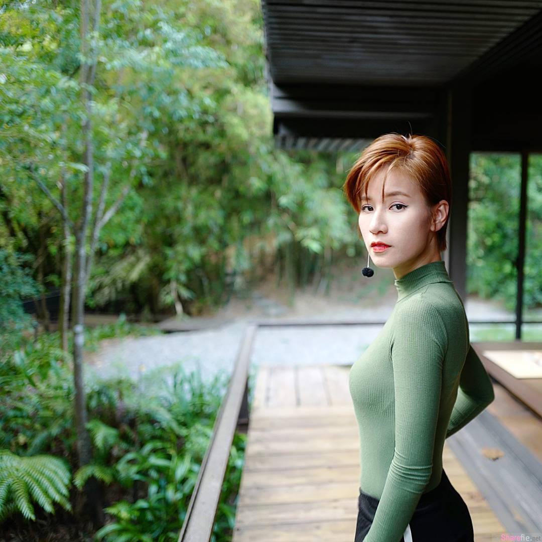 大马正妹苏湘庭,一个眼神一个微笑会让人触电