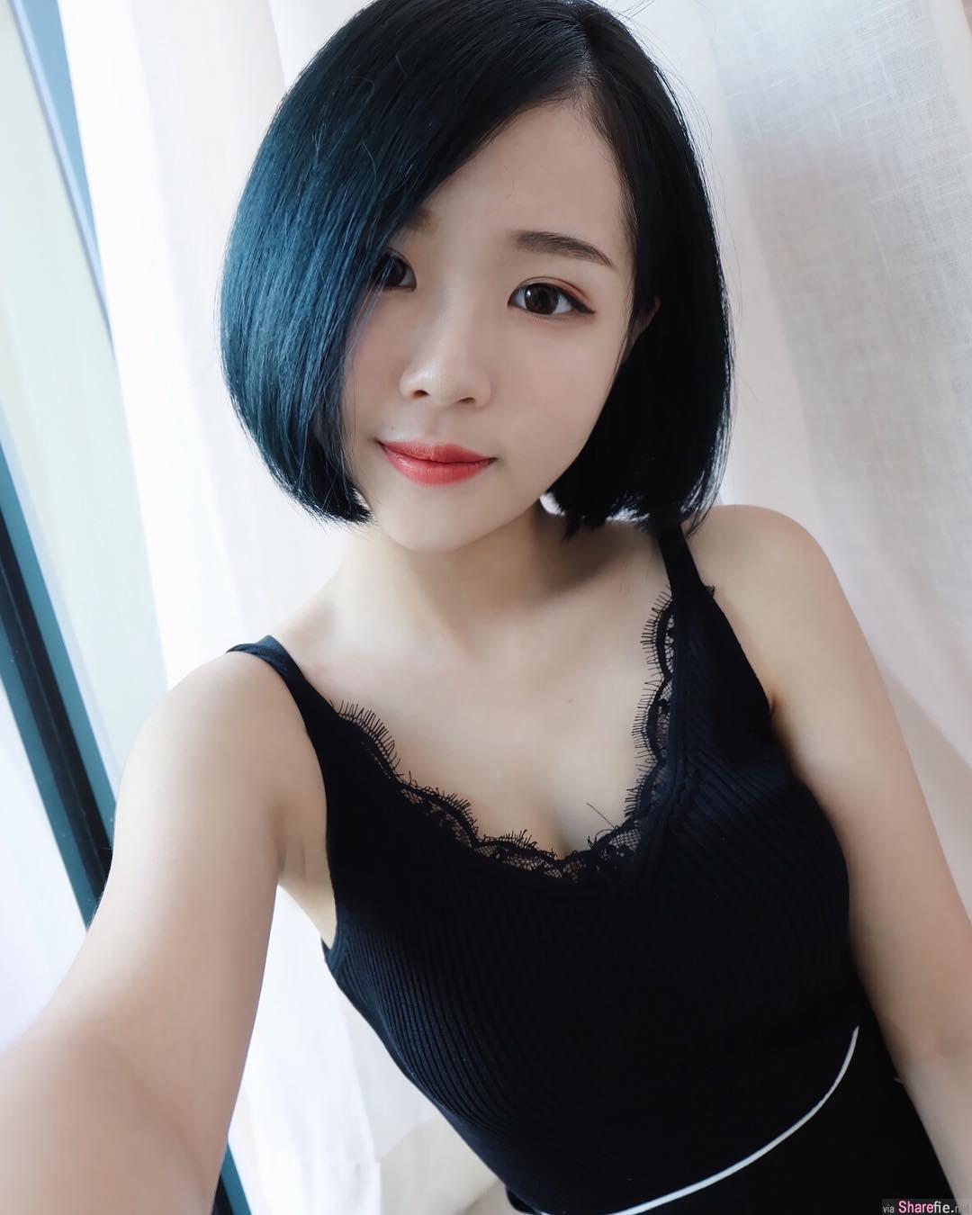 大马正妹Janice Koh,甜美笑容迷倒15万粉丝